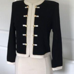St. John Collection black jacket